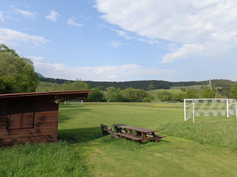 Sportplatz Schrattenbach