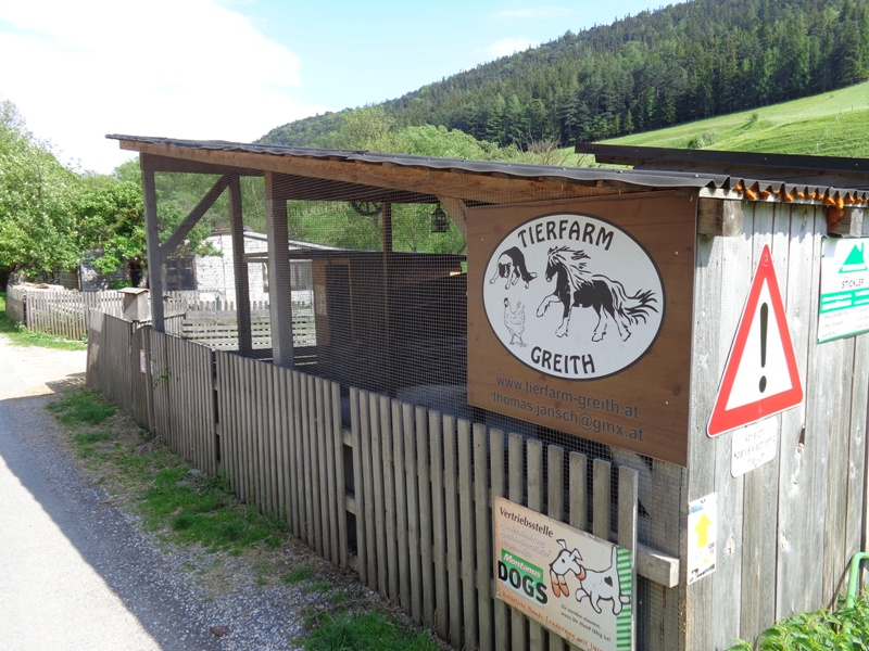 Tierfarm Greith