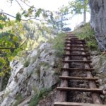 Treppe am Turmstein