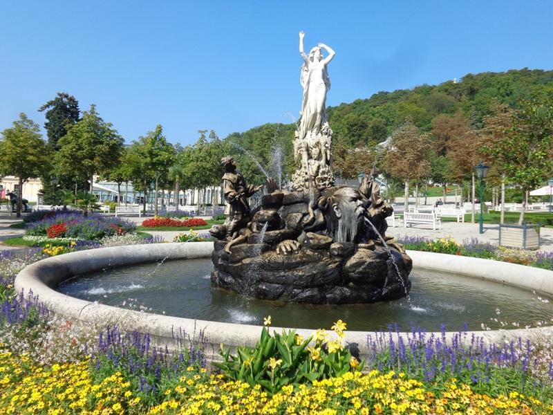 Udinebrunnen in Baden