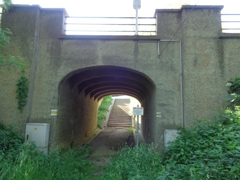 Unterführung Höhenstraße
