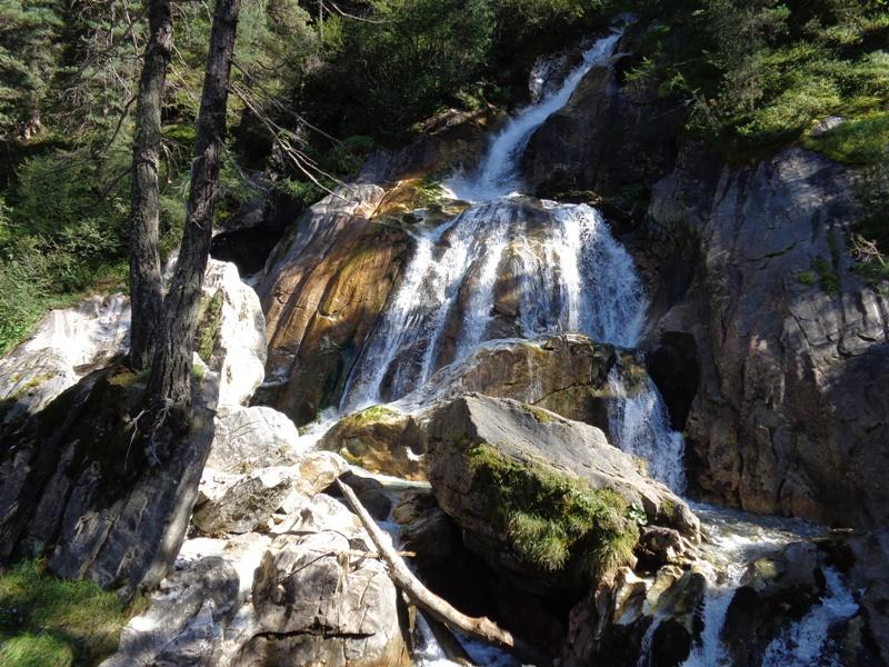 Tuxer Wasserfall