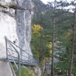 Wasserleitungsweg im Höllental