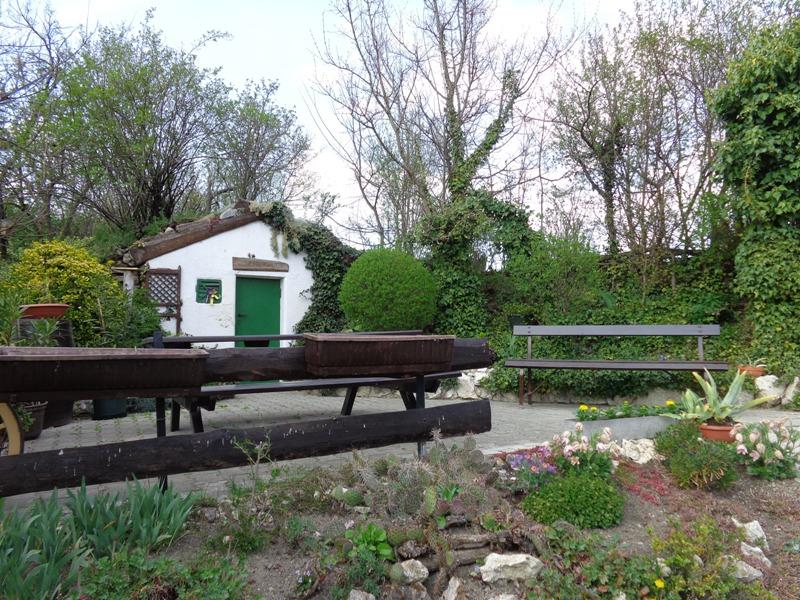 Weinberghütte