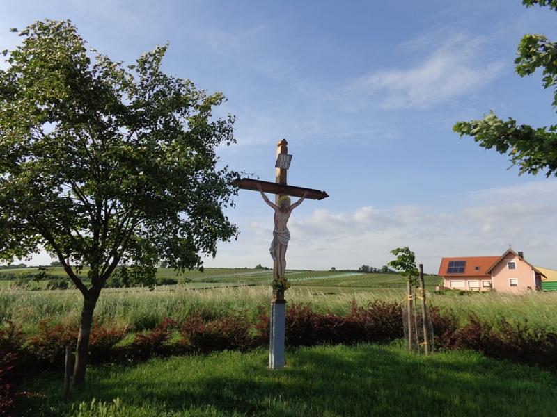 Kreuz bei Pillichsdorf