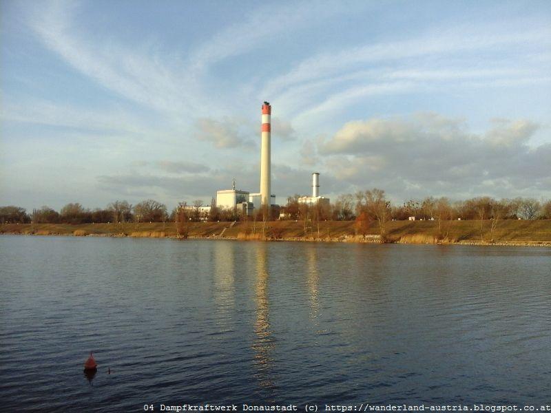 Dampfkraftwerk Donaustadt