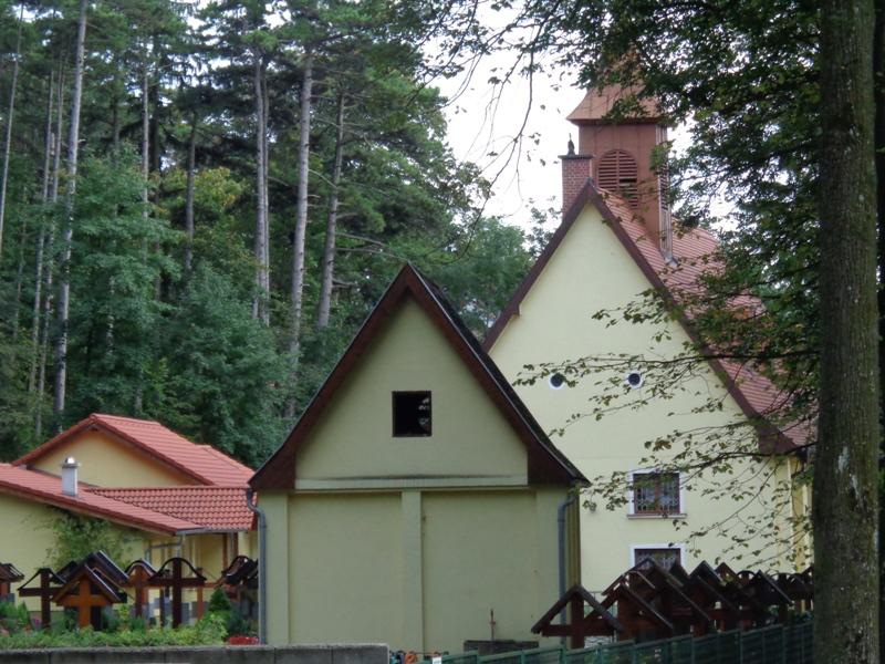 Friedhofskapelle Sieding