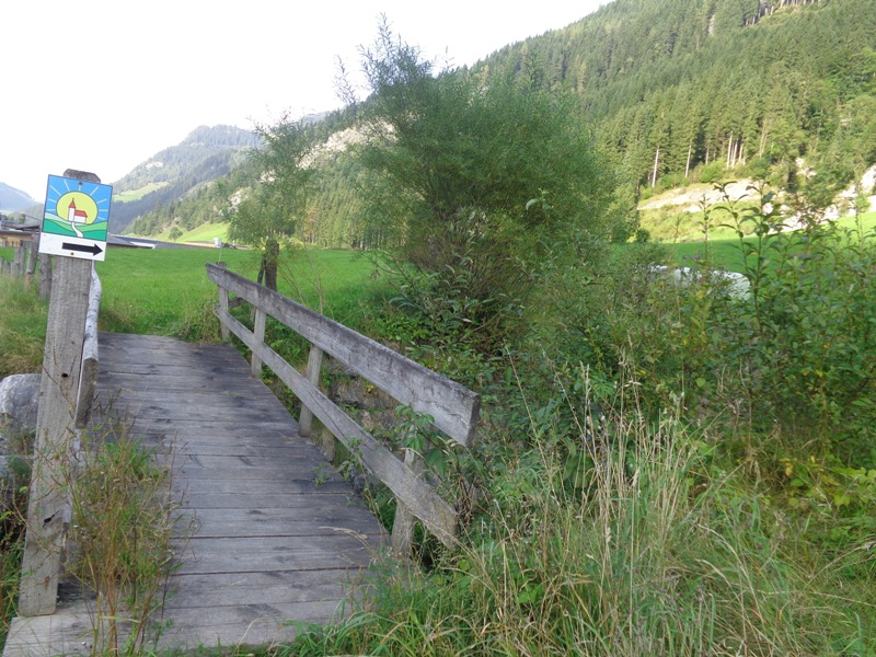 Kapellen-Wanderweg