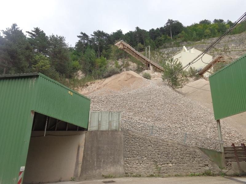 Kieswerk Waldegg