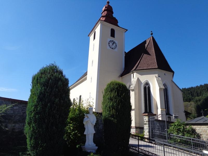 Kirche Frankenfels