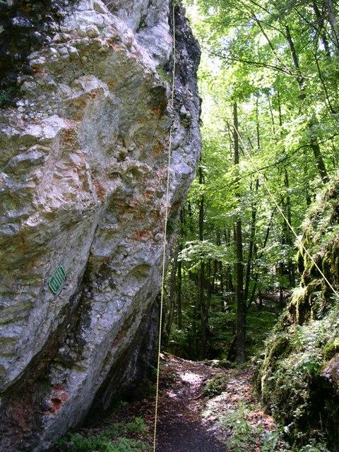 Kletterfelsen Fürstenbrunn