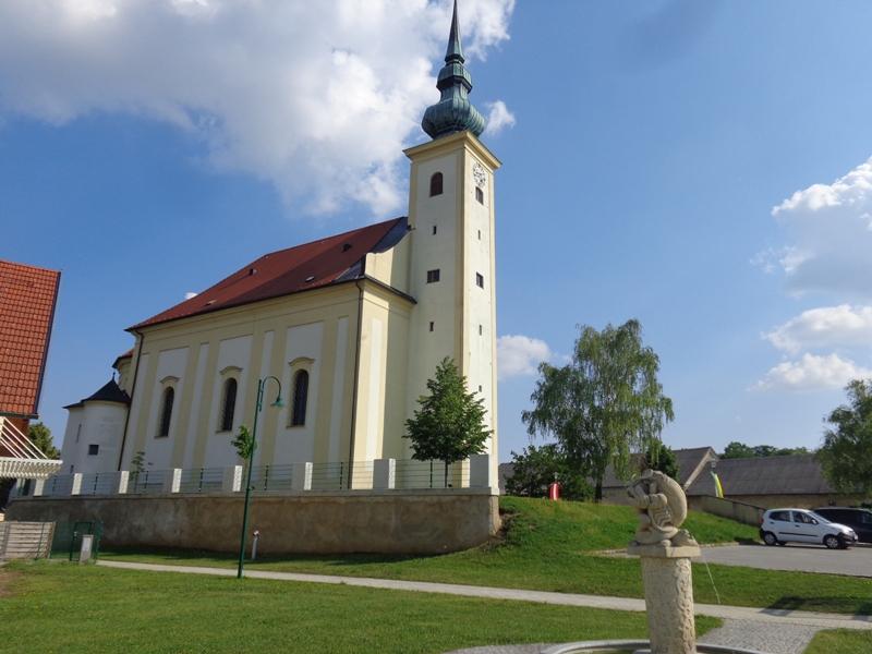 Pfarrkirche Schönkirchen
