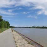 Donauinsel Radweg