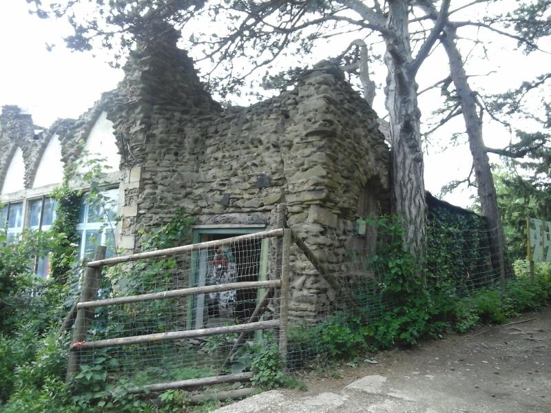 Ruinenvilla