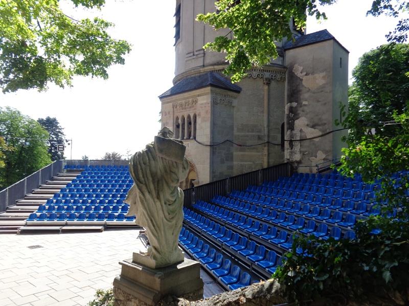 Tribüne Mödlinger Sommertheater