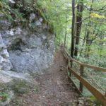 Wanderweg zur Nixhöhle