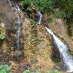 Wasserfall am Salzastausee
