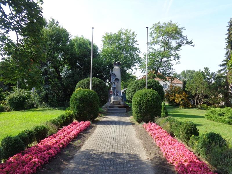 Denkmal in der Sachsenklemme