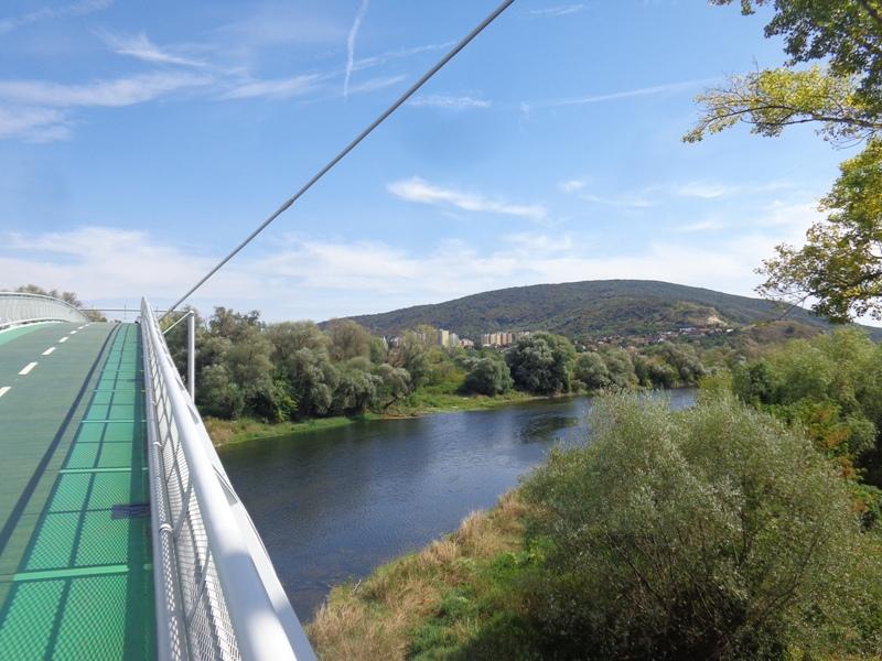 Fahrradbrücke der Freiheit