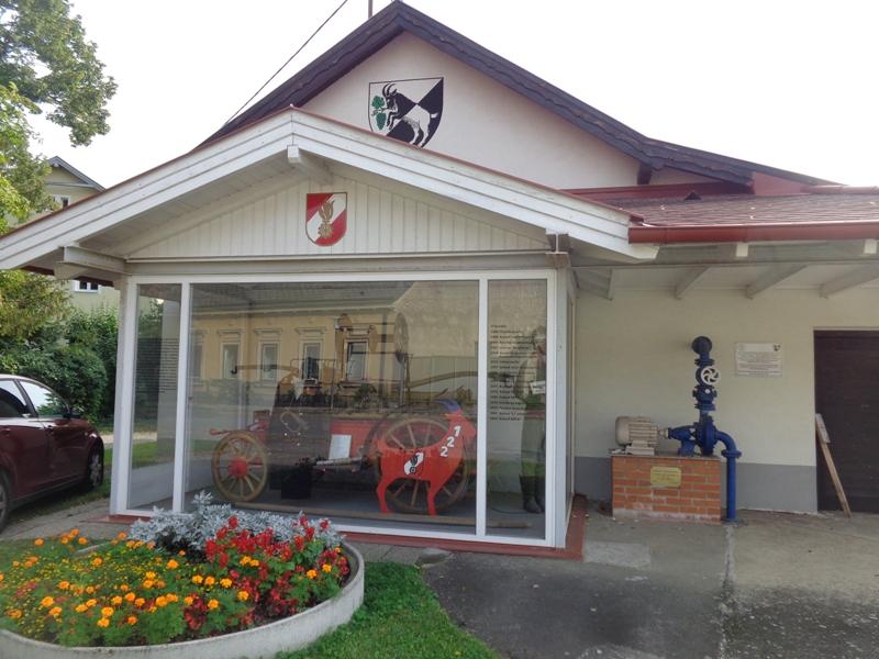 Feuerwehrmuseum Bockfließ