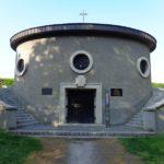 Kapelle am Friedhof der Namenlosen