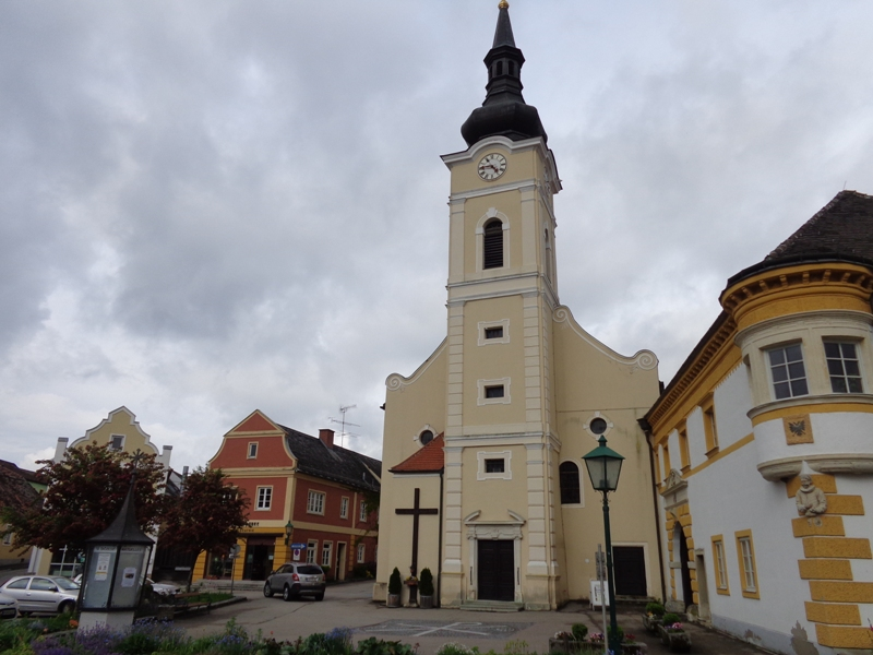 Kirche Gars