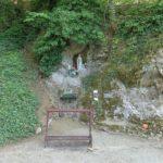 Lourdesgrotte Deutsch-Altenburg