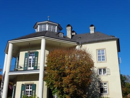 Das Lusthaus im Prater