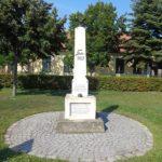 Sachsendenkmal in Aderklaa
