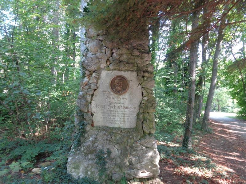 Schaffhausen Denkmal