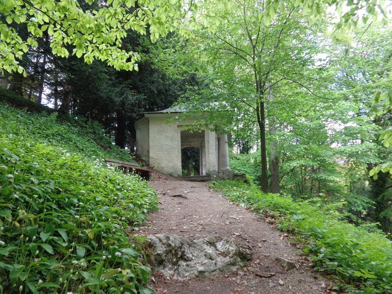Stiftspark Lilienfeld