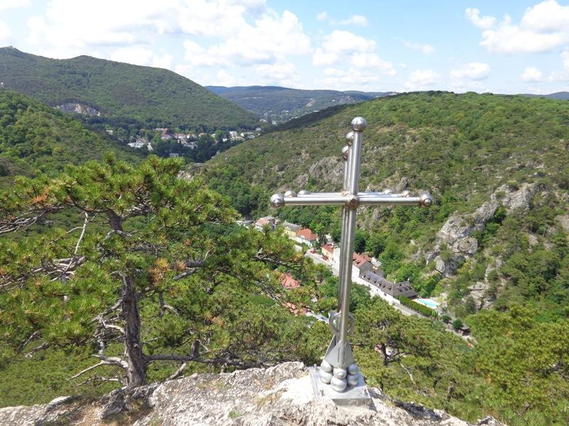 Zum Wackelkreuz am Frauenstein