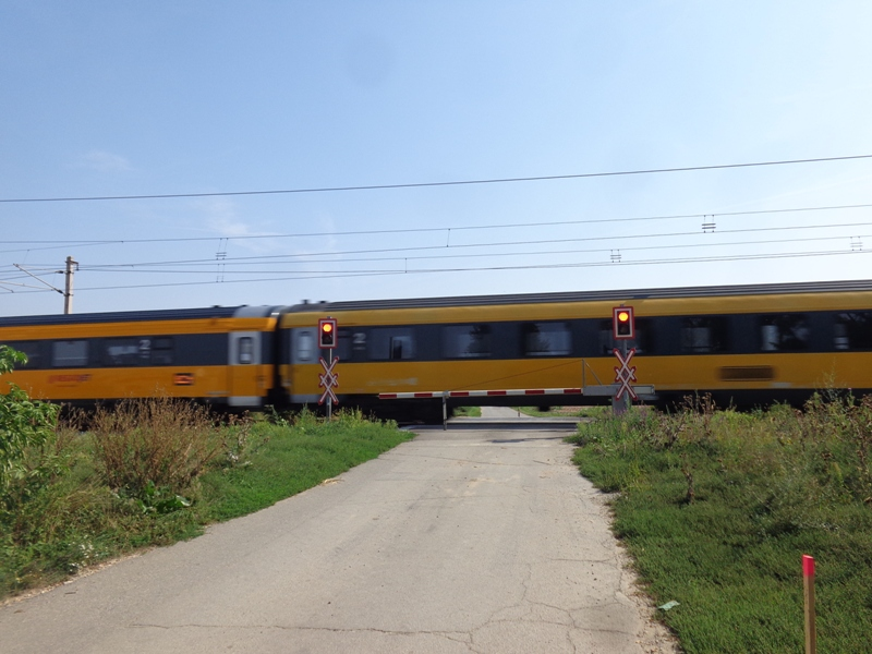 Bahnübergang Aderklaa