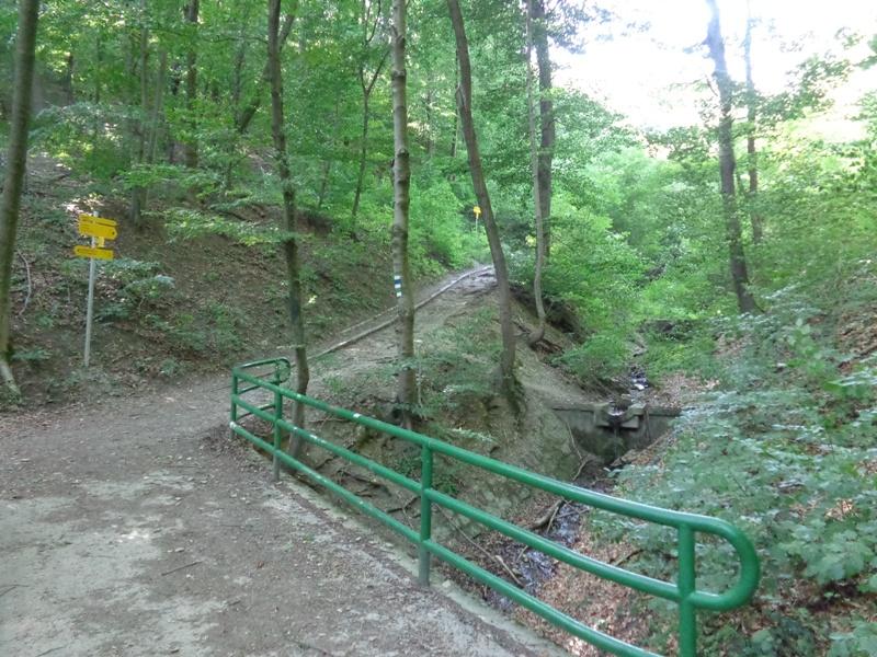 An der Kohlenbrennerbrücke
