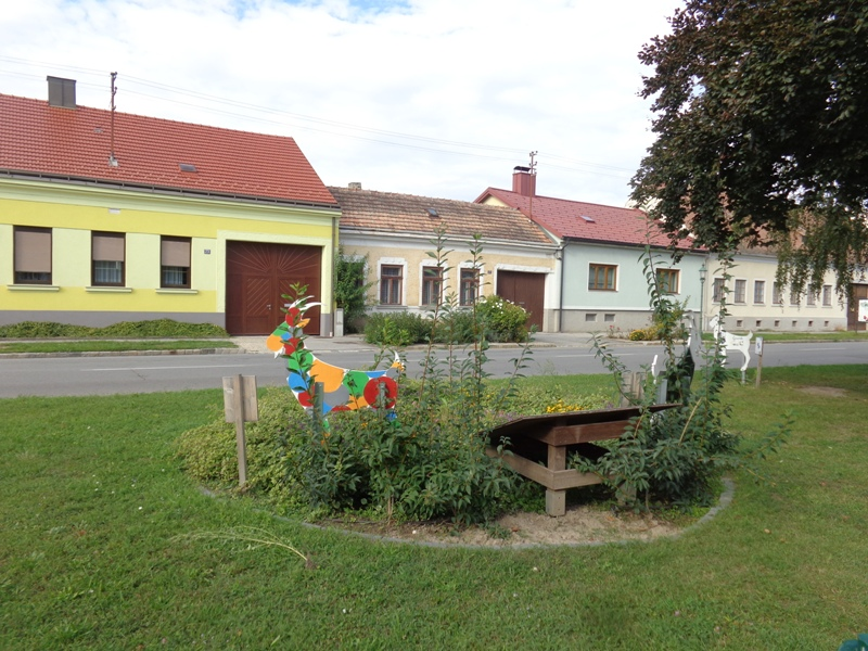 Böcke in Bockfließ
