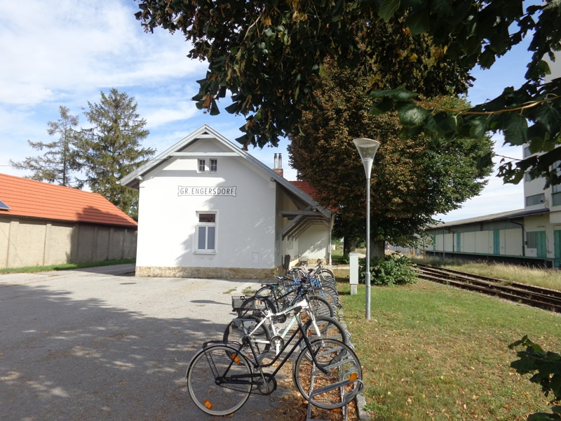 Bahnhof Großengersdorf