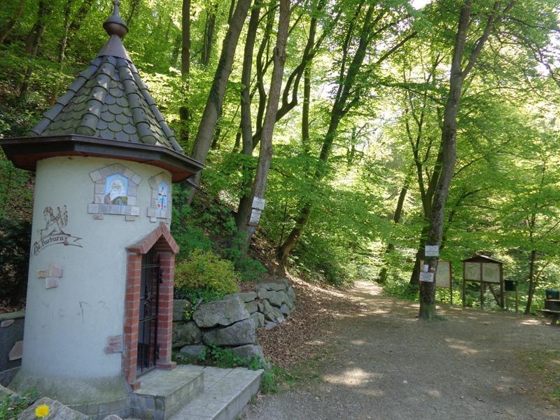 Barbarakapelle am Hagenbach