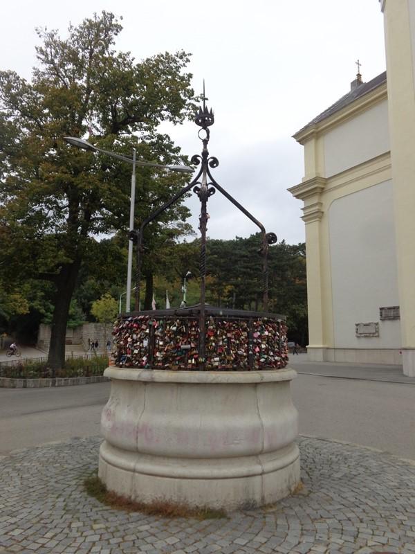 Brunnen am Kahlenberg