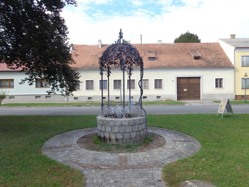Brunnen in Bockfließ