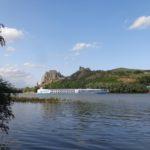 Donau bei Devin