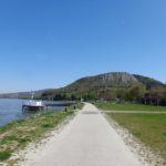 An der Donau bei Hainburg