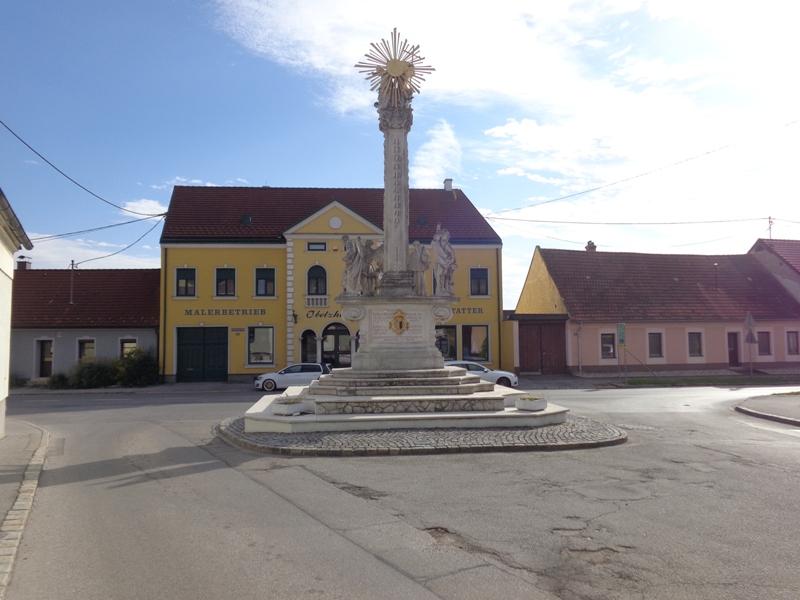 Dreifaltigkeitssäule Bockfließ