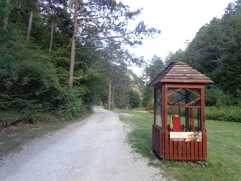 Eingang Johannesbachklamm