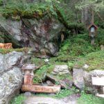 Feldbründl am Tuxbach