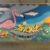 Graffiti an der Ostbahn