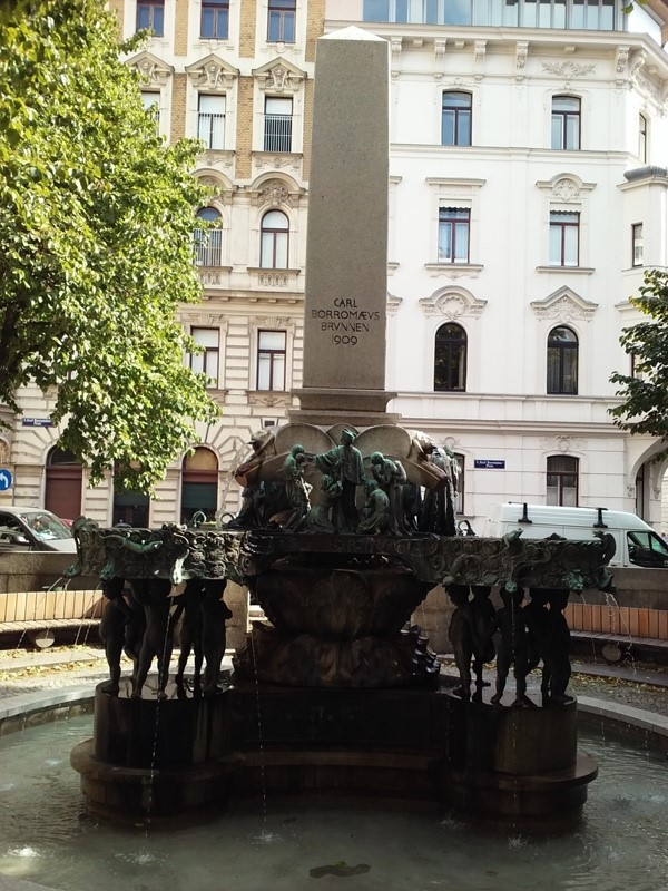 Karl Borromäus Brunnen