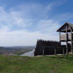 Keltische Wallburg bei Hainburg
