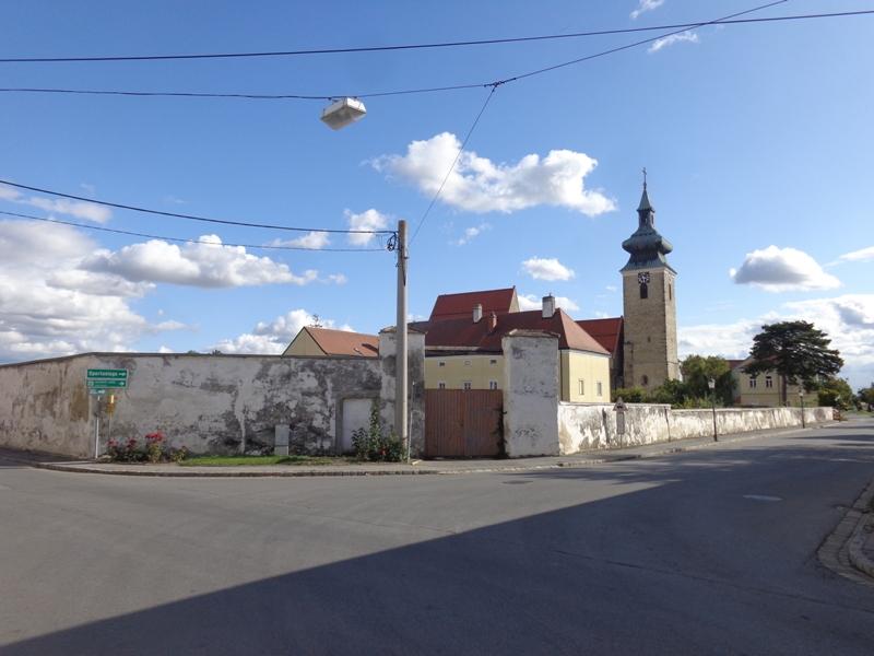 Pfarrhof Pillichsdorf