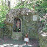 Lourdesgrotte bei Röthelstein