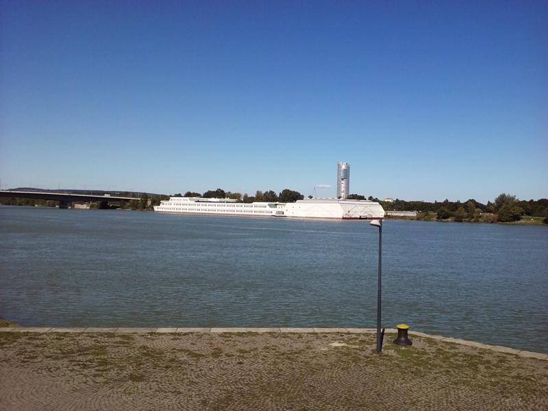 Schulschiff Donauinsel